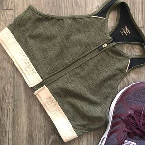 Abrecombie & Fitch Sports Bra  Large